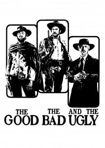"Diese drei Helden bleiben unvergessen: ""The Good, The Bad and The Ugly"""