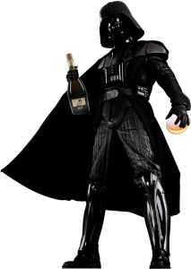 Fasching Darth Vader Artikelbild