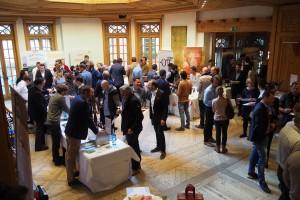Hotel Zur Tenne: 37 Winzerpersönlichkeiten schenken ein!